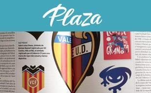 Fútbol y diseño en Valencia