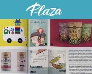 Revista Plaza artículo de Xavi Calvo