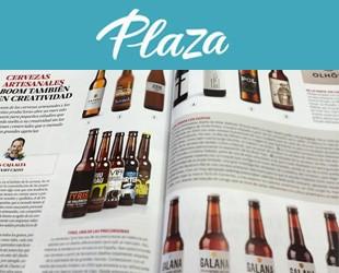 Diseño etiquetas packaging cerveza