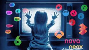 Diseño marcas televisión canales