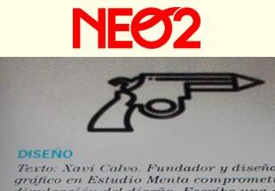 Cabecera revista diseño Neo2