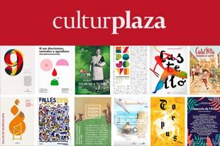 Evolución diseño carteles en Valencia