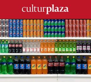 Diseño color envases supermercado compra