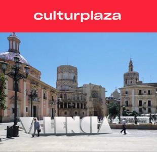 Rótulo corpóreo en la ciudad de València