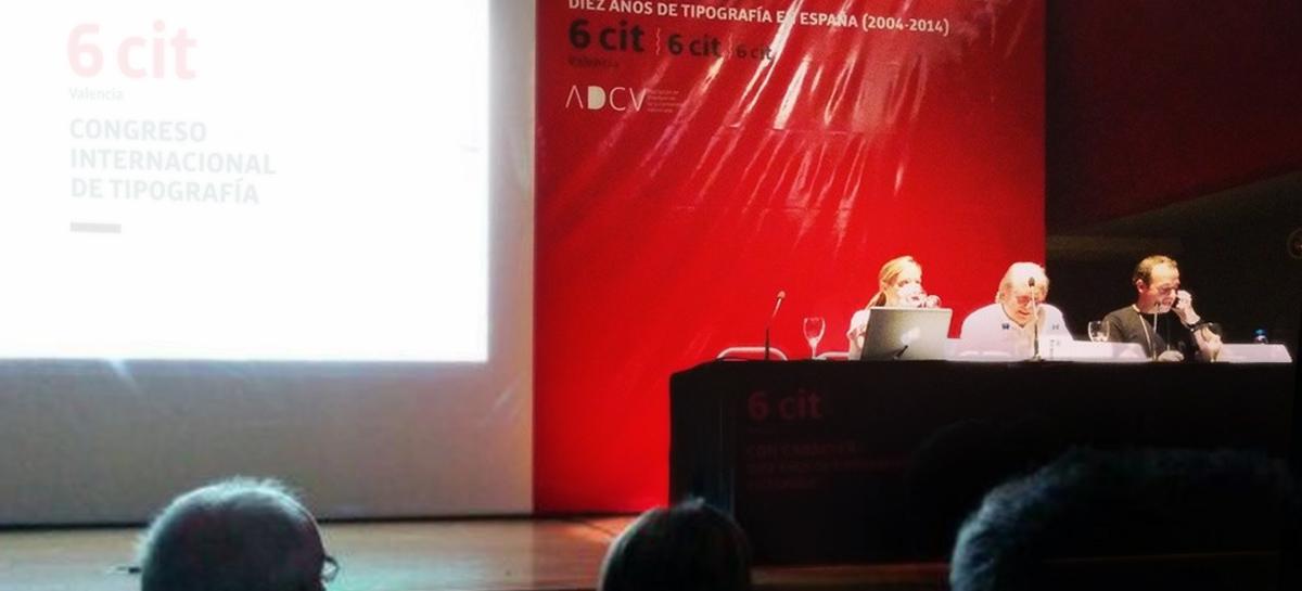 Congreso de Tipografía de Valencia