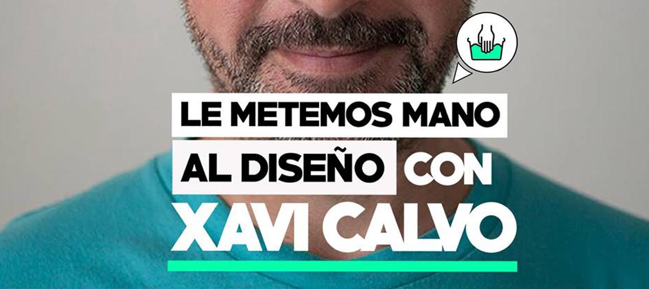 Entrevista a Xavi Calvo
