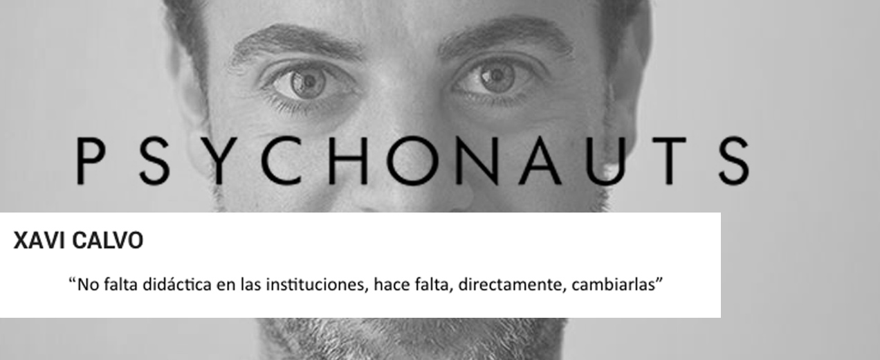 Psychonauts entrevista Xavi Calvo