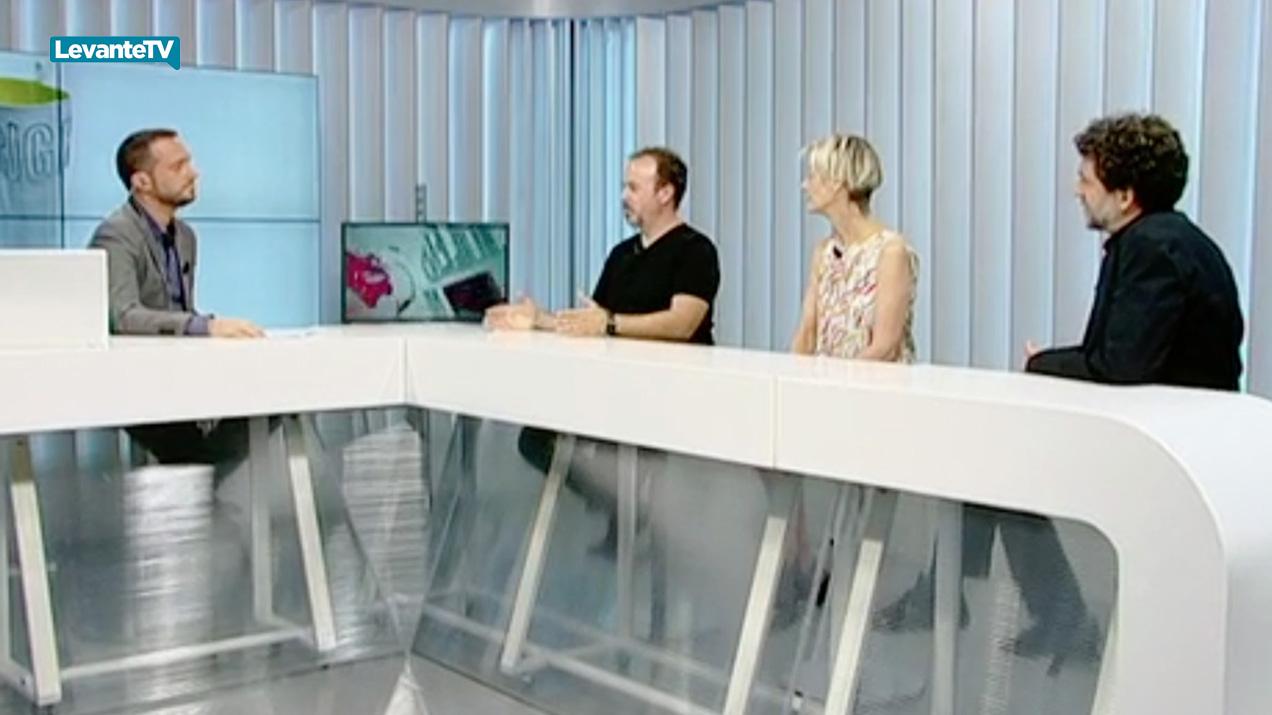 Xavi Calvo en Levante TV