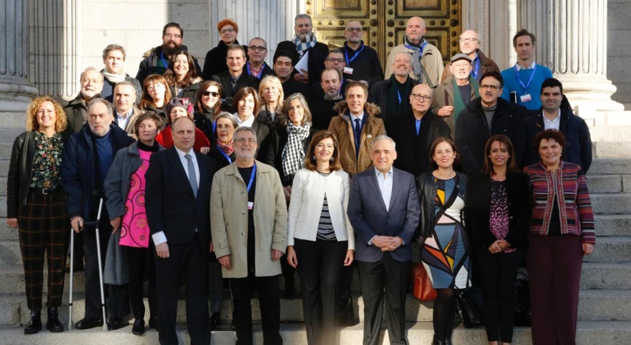 Jornada sobre Diseño en el Congreso de los Diputados